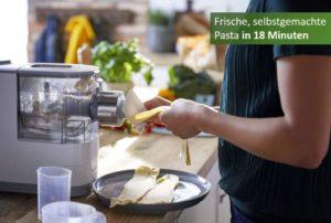 Pastamaker HR2333 in der Anwendung