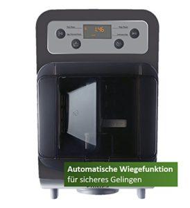 Automatische Wiegefunktion des Pastamakers 2358 von Philips